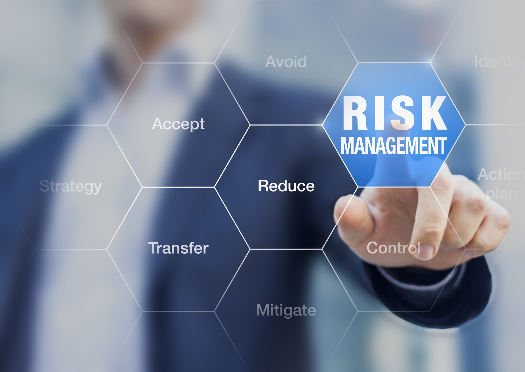 risk management sign